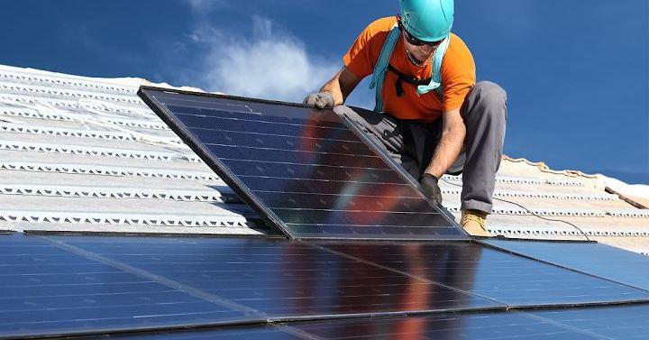 Ahorro con energía solar