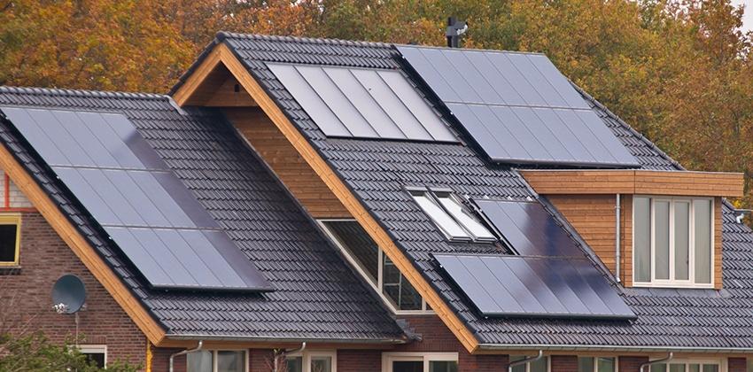 Valor de su casa con energía solar