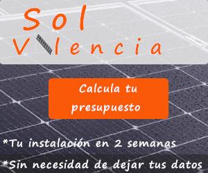 Mejor precio placas solares en Valencia