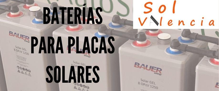 Comparación baterías Acido Vs Plomo