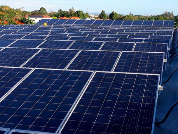 Presupuesto Paneles solares